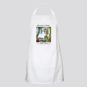 Hawaiian Magic BBQ Apron