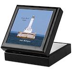 Grays Reef Light Keepsake Box