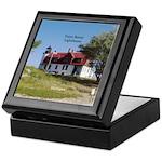 Point Betsie Lighthouse Keepsake Box