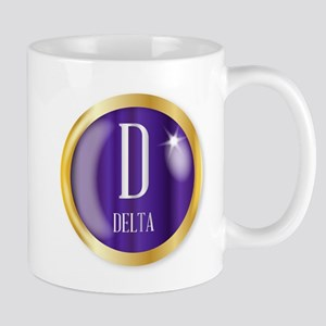 D For Delta Mugs