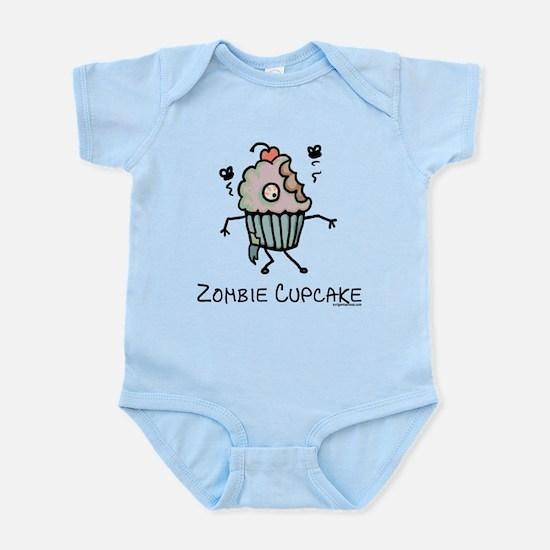 Zombie cupcake Infant Bodysuit