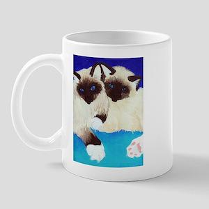 Birman Kittens Mug