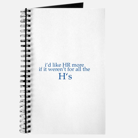 Cute Jobs and professions humor Journal