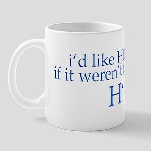 hs v2 Mugs