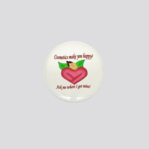 Cos Heart Mini Button