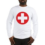 Original Red Cross (Long Sleeve Shirt)