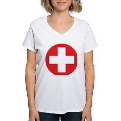 Original Red Cross (V-Neck)
