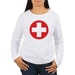 Original Red Cross (Long Sleeve Shirt)