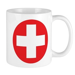 Original Red Cross Mug