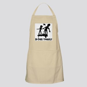 Go F*ck Yourself BBQ Apron