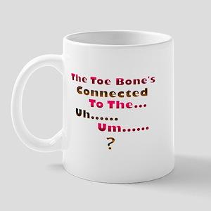Toe Bone Mug