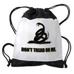 Dont tread on me Drawstring Bag