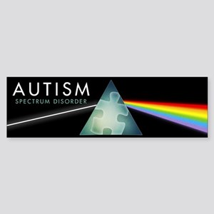Autism Spectrum Sticker (Bumper)