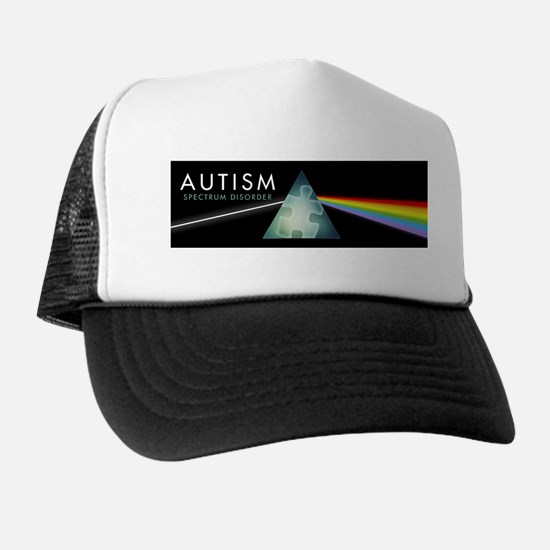 Autism Spectrum Trucker Hat