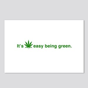 It's Easy Being Green Postcards (Package of 8)