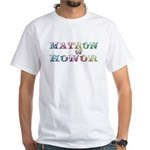 Dance Hall Matron of Honor White T-Shirt