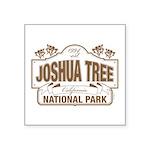 Joshua Tree National Park Square Sticker 3