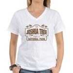Joshua Tree National Park Women's V-Neck T-Shirt