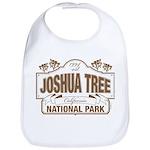 Joshua Tree National Park Cotton Baby Bib