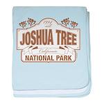 Joshua Tree National Park baby blanket