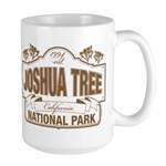 Joshua Tree National Park 15 oz Ceramic Large Mug