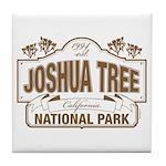 Joshua Tree National Park Tile Coaster