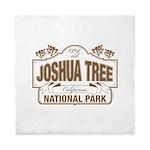 Joshua Tree National Park Queen Duvet