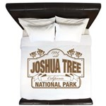 Joshua Tree National Park King Duvet