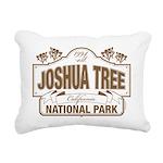 Joshua Tree National Par Rectangular Canvas Pillow