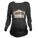 Joshua Tree National Long Sleeve Maternity T-Shirt