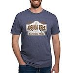 Joshua Tree National Park Mens Tri-blend T-Shirt