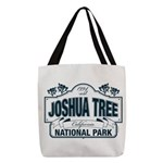 Joshua Tree National Park Polyester Tote Bag
