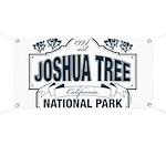 Joshua Tree National Park Banner