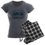 Joshua Tree National Park Women's Charcoal Pajamas