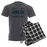 Joshua Tree National Park Men's Charcoal Pajamas