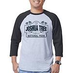 Joshua Tree National Park Mens Baseball Tee