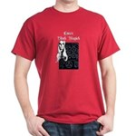 Black Magick Cardinal,Red or Blk. T-Shirt