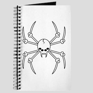 Spider Skull Journal