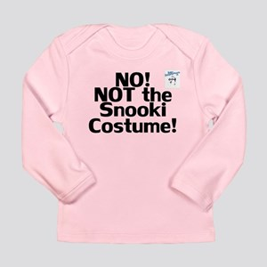 Snooki Costume Long Sleeve Infant T-Shirt