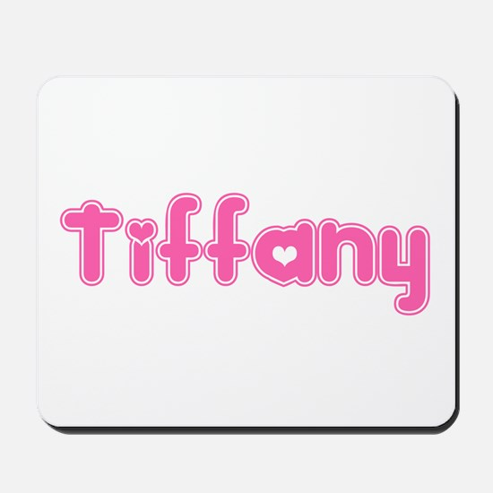 """Tiffany"" Mousepad"