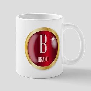 B For Bravo Mugs