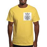 J. S. Bach Royal Seal Light T-Shirt