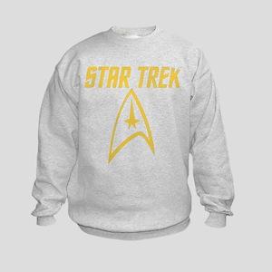 Vintage Star Trek Kids Sweatshirt
