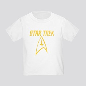 Vintage Star Trek Toddler T-Shirt