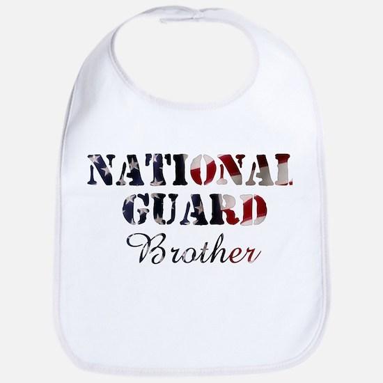 NG Brother Flag Bib