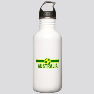 Aussie Soccer 2010 Stainless Water Bottle 1.0L