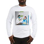 Zombie Dentist Long Sleeve T-Shirt