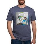 Zombie Dentist Mens Tri-blend T-Shirt
