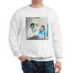 Zombie Dentist Sweatshirt