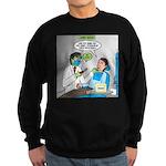 Zombie Dentist Sweatshirt (dark)